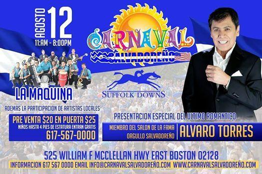 Carnaval Salvadoreo de Boston