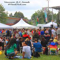 One Love Westcoast Festival Burnaby