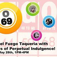 O69 Bingo at Del Fuego w The Big Easy Sisters