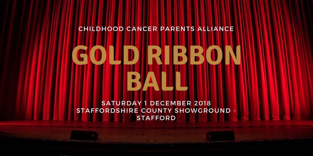 The Gold Ribbon Ball
