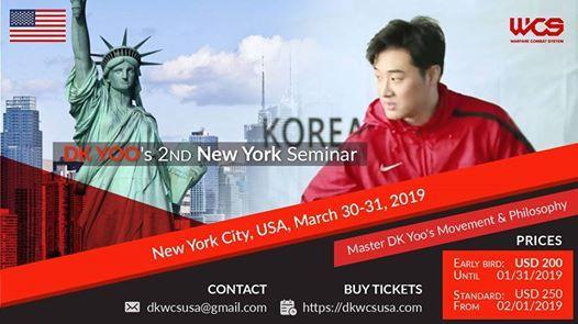 DK Yoo New York Seminar 2019