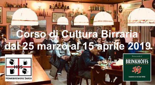 Corso di Cultura Birraria