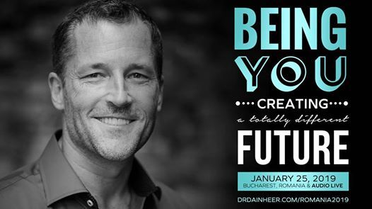 Being You Creating A Totally Different Future with Dain Heer