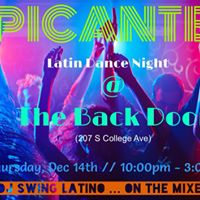 PICANTE - Latin Dance Night