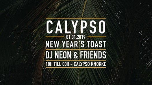 Calypsos New Years Toast - 01.01.2019