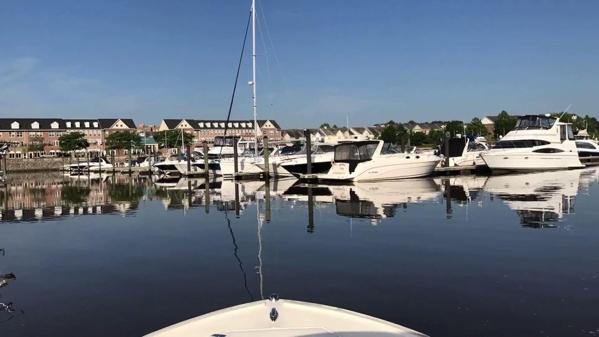 Freedom Boat Club Virginia - Open House - Woodbridge at Belmont Bay
