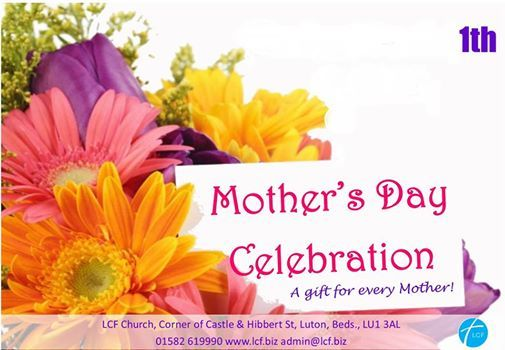 Mothers Day Celebration