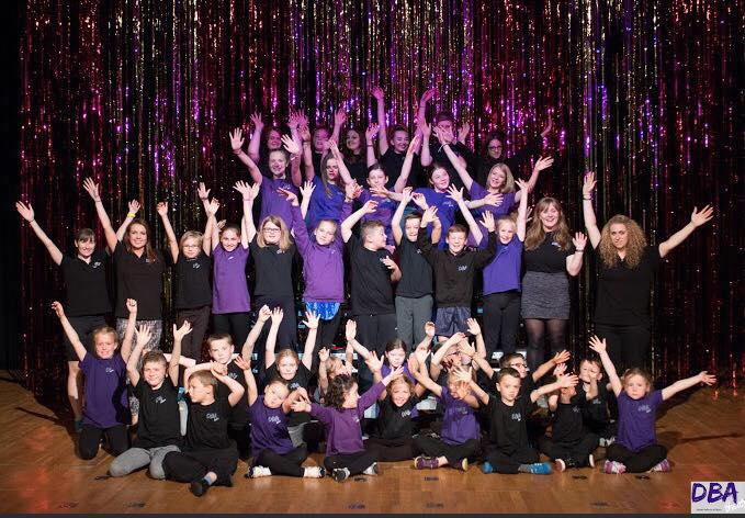 Coventry Academy Christmas Show at Blue coat coventry theatre