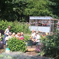 Community Garden &amp Riverside Walk with Bring and Share Picnic