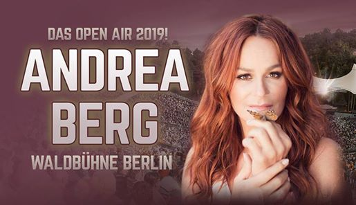 Andrea Berg - Das Open Air 2019 I Waldbhne Berlin