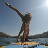Stand up Paddle Board (SUP) Yoga at Stone Mountain July 16