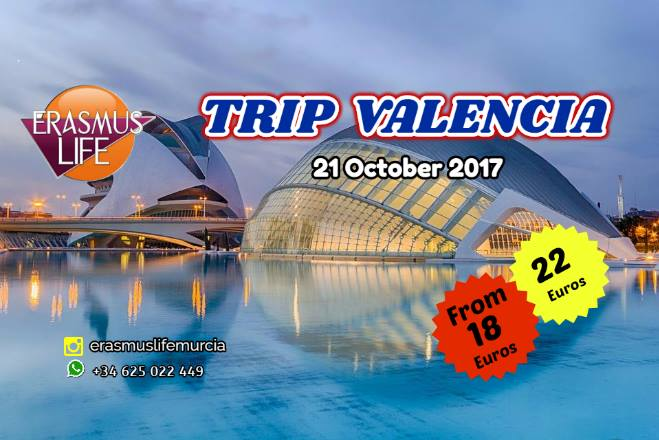 Valencia TRIP Oceanografic Free Indiana