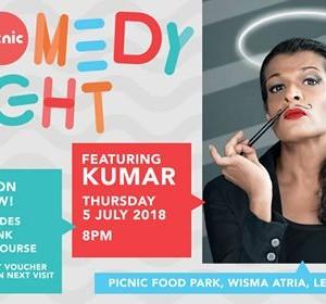 Comedy Night at Picnic (Kumar)