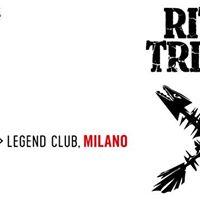 Ritmo Tribale Legend Club Milano - Sabato 07 Aprile