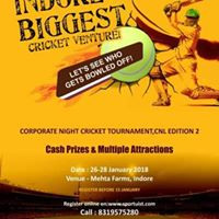 Corporate DN cricket tournament
