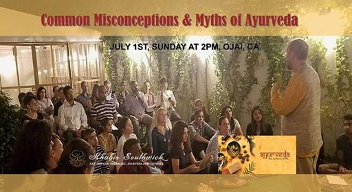 Common misconceptions & myths of Ayurveda.