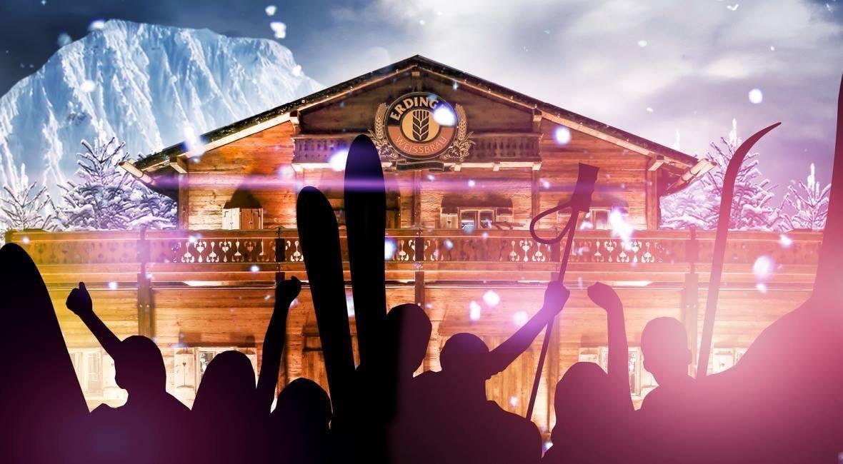 Dansen Bij Storm wintersport editie