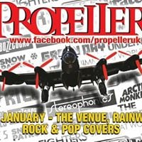 Rock &amp Pop Covers Band - Propeller