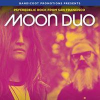 Moon Duo at Crane Lane Theatre