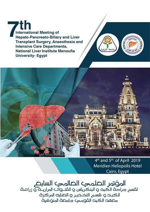 7th International Meeting of Hepato-Pancreato-Biliary