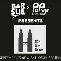 Nom Nom Nyonya x Bar Sue Pop-Up