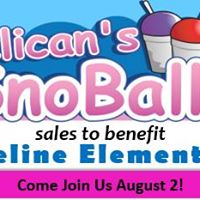 Back to School SnoBall Party