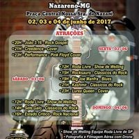 4 Encontro de Nazareno MG