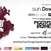 Progressive Brothers Live  i-Kandy Gurgaon