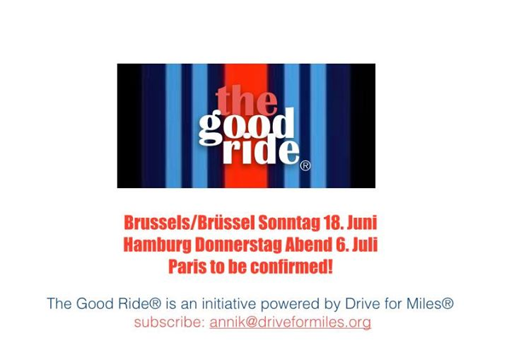 The Good Ride >> The Good Ride At Bruxelles Brussel Brussels