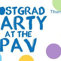GSU Postgrad Party at the Pav