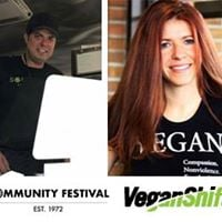 The Vegan Connection at Comfest 2017