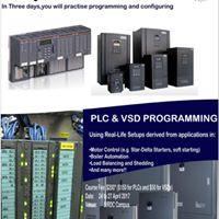 PLC &amp VSD Programming Training