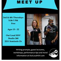 Youth Poet Meet Up