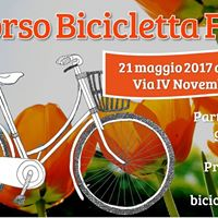 Concorso Bicicletta Fiorita Due giorni tra i fiori