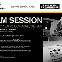 Jam Session Zikunik  la Brasserie du Commerce (Fribourg) N2