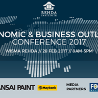 Economic &amp Business Outlook Conference 2017