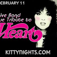 Heart Live Band Burlesque Tribute