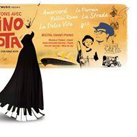 Chantons avec Nino Rota - Cinma les Varits  Marseille
