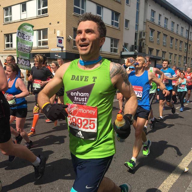 Virgin Money London Marathon 2018