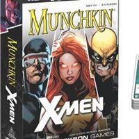 Steve Jackson Games X-Men Munchkin Demo Day