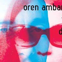 Oren Ambarchicrys cole duo Album release w Greenhouse