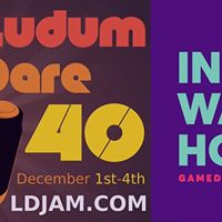 Ludum Dare na Indie Warehouse