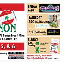 7th Annual Taste of Lebanon Festival