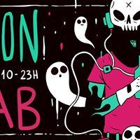 Neon Lab  Halloween Pop  Funk