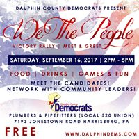 We the People - Victory Rally and Meet &amp Greet