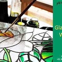 Glass Painting Workshop
