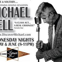 Michael Bell performs Wednesday Nights at Lounge by Lignum