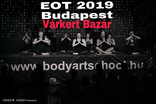 Elements On Tour bodyART day Budapest 2019