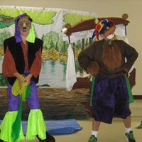 Adventures in Sherwood Forest Summer Drama Camp