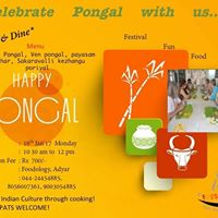 Pongal Celebration at Foodology